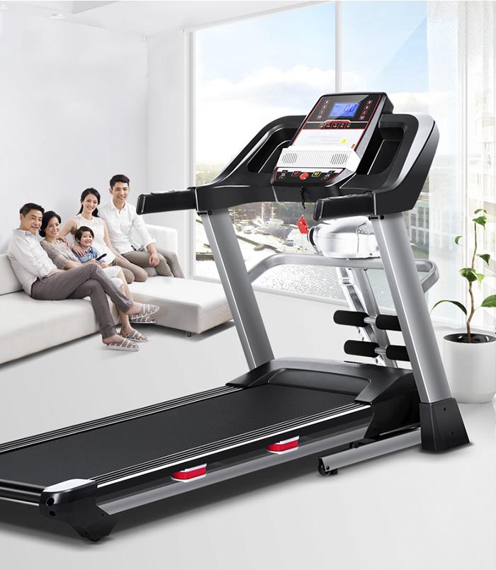 Công dụng của việc tập thể dục trên máy chạy bộ