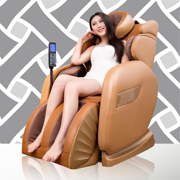 Những công dụng của ghế massage toàn thân