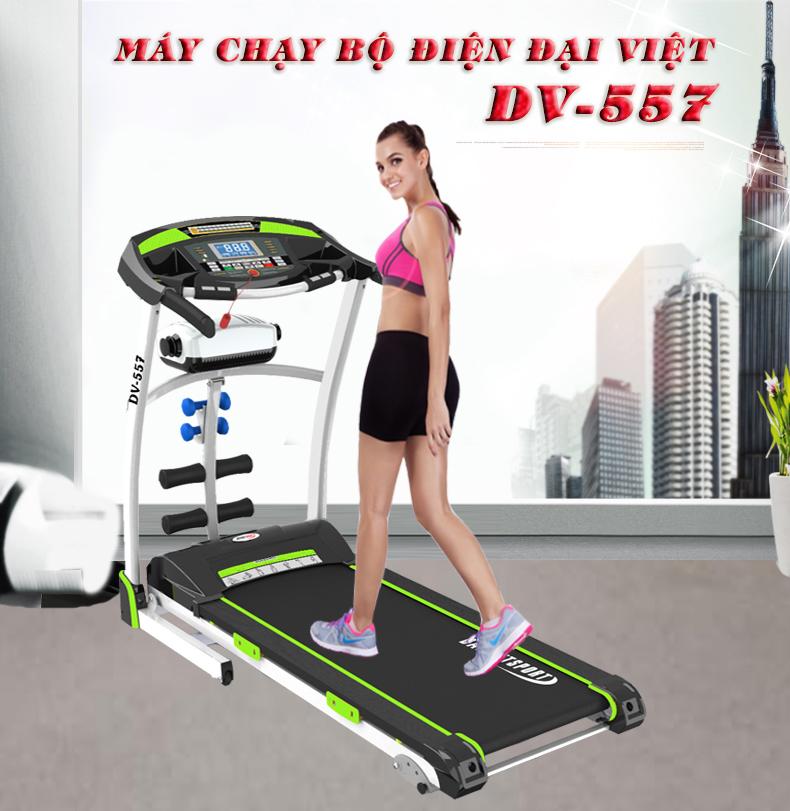 Máy chạy bộ được dùng vào buổi sáng nên hay không ?