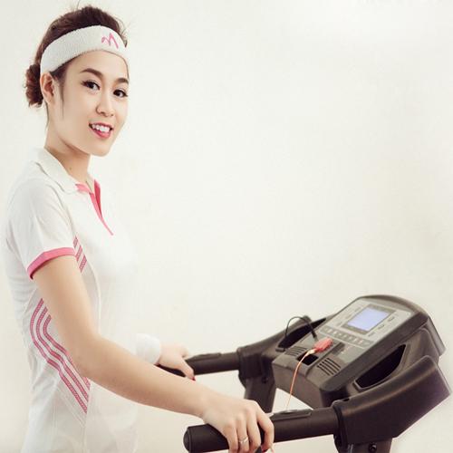 máy chạy bộ dành cho người bị bệnh tim