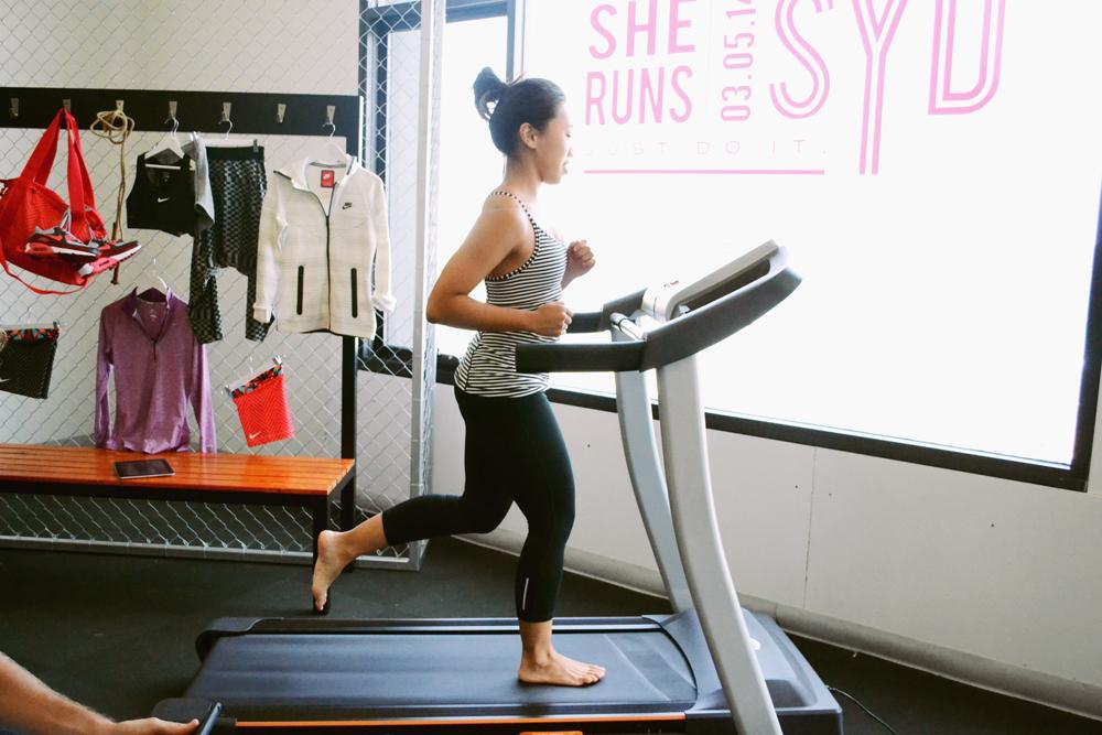 chia sẻ kinh nghiệm tập luyện cùng máy chạy bộ