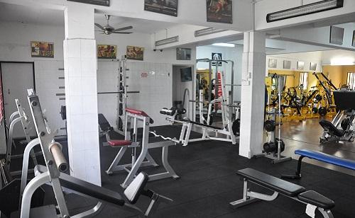 Phần chuẩn bị mặt bằng và thi công cho phòng tập Gym là bước đầu tiên phải thực hiện.