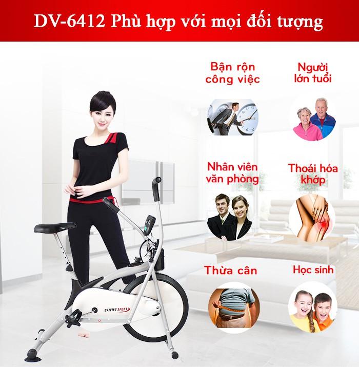 Nên sử dụng xe đạp tập thể dục hay không ?