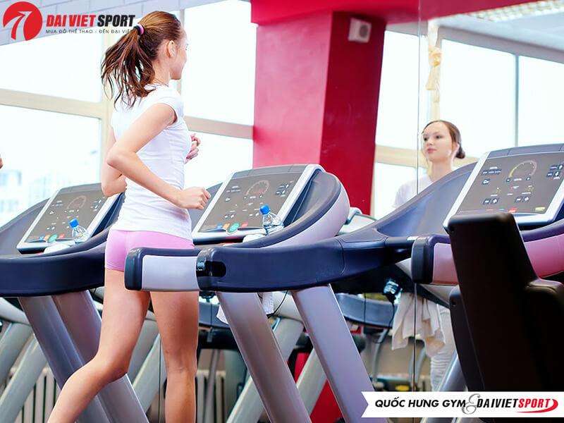 Có nên luyện tập với máy chạy bộ ở người bị tiểu đường