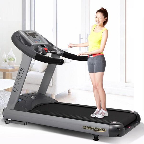 Lợi ích chỉ có khi luyện tập với máy chạy bộ tại nhà ở người cao huyết áp