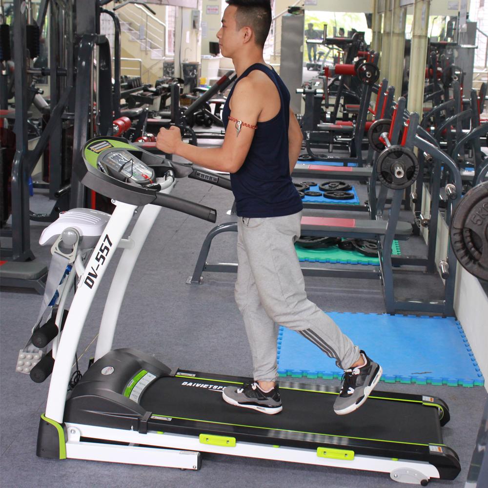 Các lưu ý khi giảm cân với máy chạy bộ