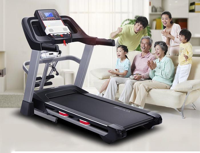 Lý do nên kết hợp đi bộ và chạy bộ trên máy chạy bộđiện chính hãng
