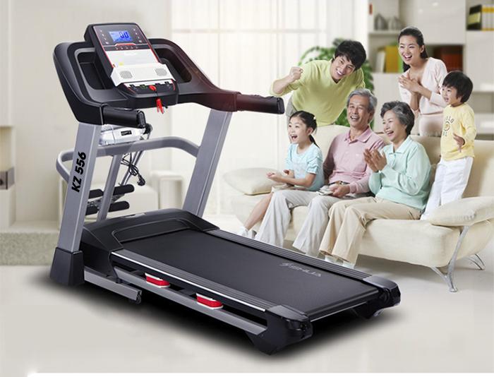 Người cao tuổi có nên dùng máy chạy bộ không ?